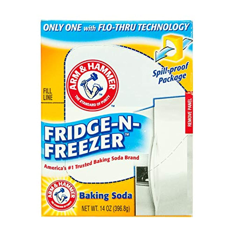Arm & Hammer Fridge-N-Freezer Baking Soda, 14 oz