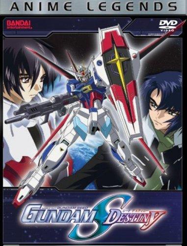 Gundam Seed Destiny, Part 1, Episodes 1-26 (Anime Legends)