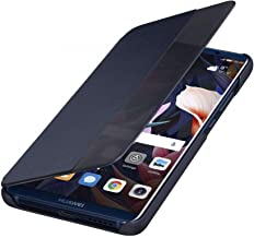 Huawei Mate 10 PRO Smart View Flip Cover Case Dark Blue
