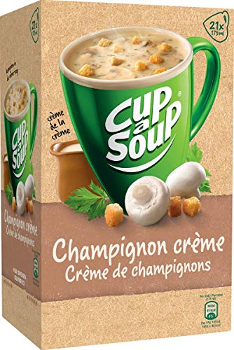 Cup A Soup Champignon Soep, 21 Stuk, Units