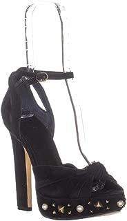 Womens Kenzie2 Open Toe Ankle Strap Classic Pumps