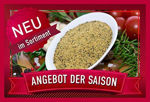 Angebot der Saison. Sommer 2015: Steakgewürz - GRILLSTEAK Beutel 250 Gramm.