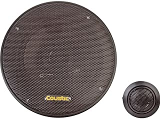 MTX Audio Coustic Car Speakers - Set of 4 65CS