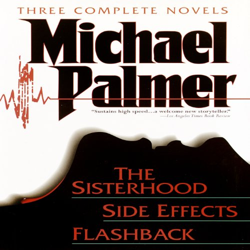 The Michael Palmer Value Collection audiobook cover art