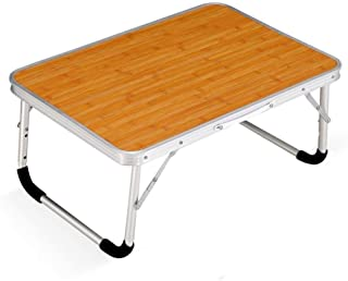 Table Laptop Computer Stands Lapdesks Portable Standing Desk Multifunction Foldable Lazy Table Breakfast Bracket Read A Bo...