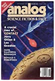 Analog Science Fiction & Fact, November 1991