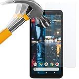 moodie Google Pixeles 2XL Tanque Cristal Protector de Pantalla–2x Premium Protector de Pantalla 9H Vidrio Templado Protector de Pantalla para Google Pixeles 2XL