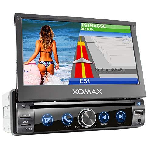 XOMAX -   XM-DN763 Autoradio