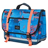 RIP CURL - Cartable Poster Vibes Satchel Blue 38 CM