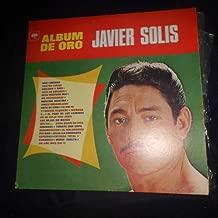 Javier Solis - Album De Oro 3lp Record Set (Cbs / Vinyl)