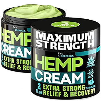 Best hemp oil cream Reviews