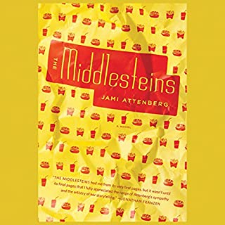 The Middlesteins audiobook cover art