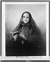Infinite Photographs Photo: Saint Frances Xavier Cabrini,Mother,canonized,US Citizen,Catholic,Religion,c1948