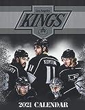 Los Angeles Kings 2021 Calendar: Hockey 2021 Calendar - Size 8.5x 11 inches
