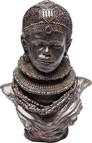 Kare Design Deko Objekt African Tribal 36cm (H/B/T) 36 26 18