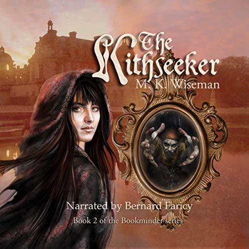 The Kithseeker audiobook cover art