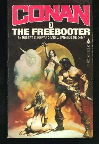 Conan 03/freebooter 0441116140 Book Cover