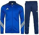 adidas Sere14 Pes Chándal, Hombre, Azul/Azul Marino (Top:Cobalt/New Navy/White Bottom:Dark Blue/White), XS