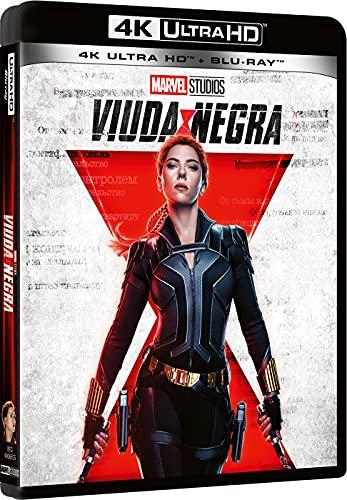 Viuda Negra 4k UHD + Blu-ray [Blu-ray]