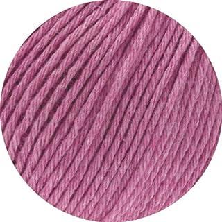 Colore Rosa//Lampone//Royal//Blu Petrolio//Marrone Scuro//Rame//Viola Gomitolo di Lana LANA GROSSA Lucia 206