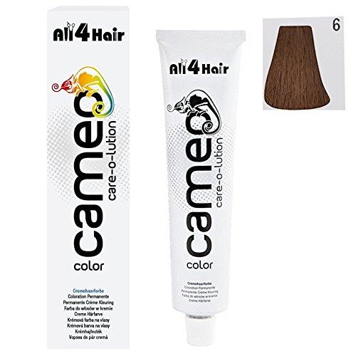 Cameo Color Haarfarbe 6 dunkelblond 60 ml Cameo Color - Haarfarbe 6 dunkelblond - 60 ml