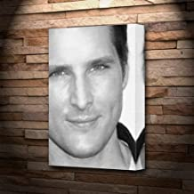 PETER FACINELLI - Canvas Print (A4 - Signed by the Artist) #js001