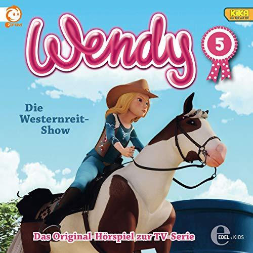 Die Westernreit-Show & Das argwöhnische Pferd. Das Original-Hörspiel zur TV-Serie Titelbild