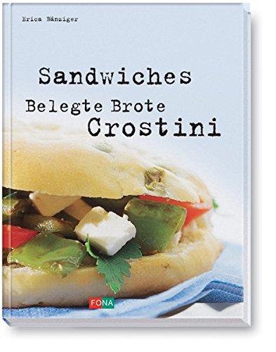 Sandwiches - Belegte Brote - Crostini (Standard)