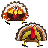 Spooktacular Creations 2 Turkey Hats for...