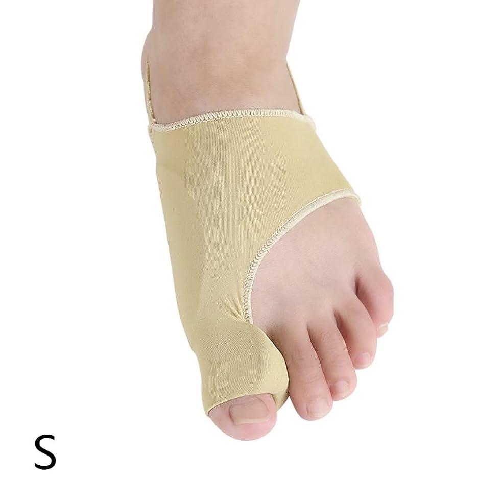 意味のある絞る避けられないEsolom 男性と女性のつま先プロテクター 親指外反矯正 大骨矯正ベルト つま先セパレーター 毎日の使用 つま先の分離保護 フットケアツール