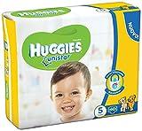 Huggies Unistar Lot de 2 x 20 couches de taille 5 Idéal pour les enfants de 11 à 25 kg