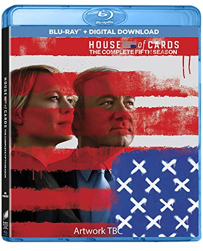 House of Cards-Season 05 [Blu-Ray + Digital] [Import]