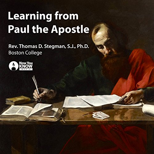Learning from Paul the Apostle audiobook cover art