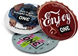 One Mixed Pleasures Assorted Condoms Bulk 50 pack