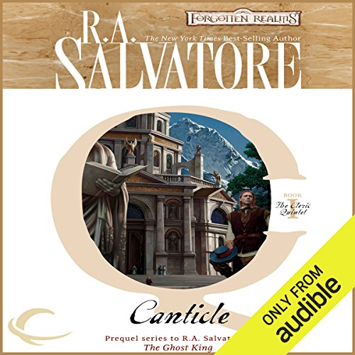 Canticle audiobook cover art