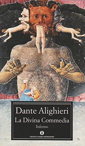 La Divina Commedia. Inferno by Dante Alighieri