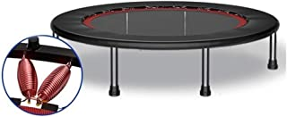 Trampoline Silent Trampoline, Fitness Aerobic Training Trampoline, 40-inch Portable Foldable Trampoline, Suitable For Indo...
