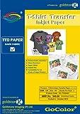 Gocolor Tshirt Transfer Inkjet Paper Dark Fabrics