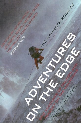 The Mammoth Book of Adventures on the Edge