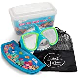 Best Diving Masks - Little Lot Swimming Goggles for Kids 3-14, Silicon Review