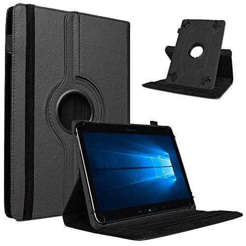 Nauci Odys Wintab Ares 9 Hülle Tablet Tasche Schutzhülle Universal Hülle Schutz Cover Bag, Farben:Schwarz
