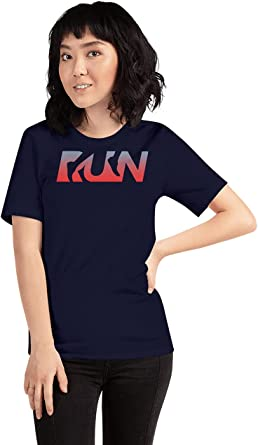 Art Gallery Misr Printed RUN T-Shirt Short Sleeve