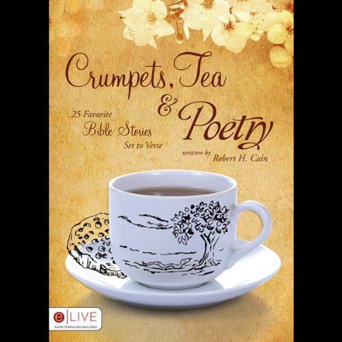Crumpets, Tea and Poetry audiobook cover art