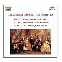 Chamber Music Favourites - Haydn, Mozart, Schumann