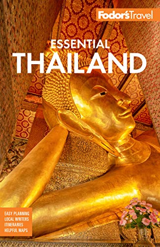 Fodor's Essential Thailand: with Cambodia & Laos (Full-color Travel Guide)