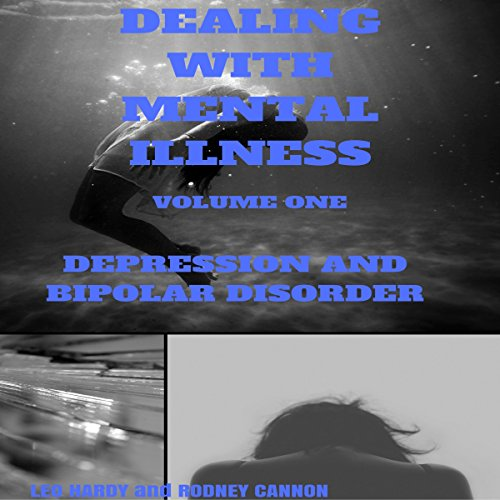 Bipolar Disorder and Depression audiobook cover art