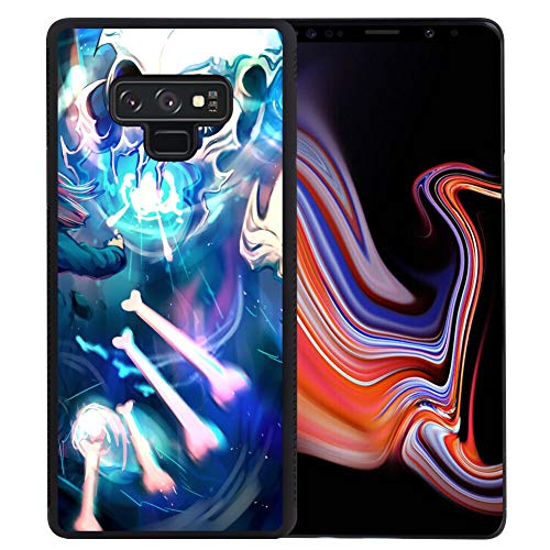 Galaxy Note 9 Case Slim Shockproof Flexible Bumper TPU Hard PC Back Cover Undertale Phone Case for Galaxy Note 9