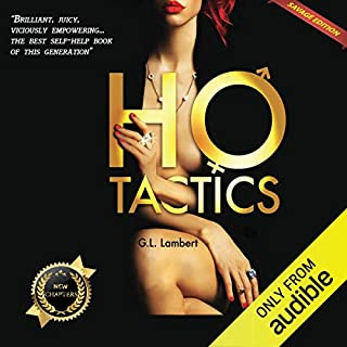 Ho Tactics audiobook cover art