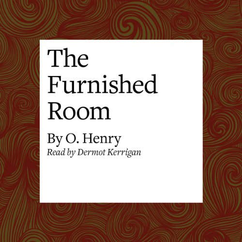 The Furnished Room audiobook cover art