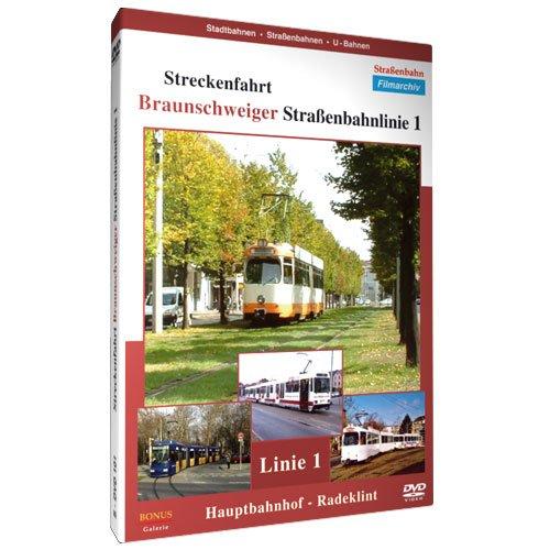 German Tramline 1 - Brunswick [DVD]